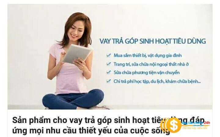 Vay tiền góp tại Vaytiennhanh1s com