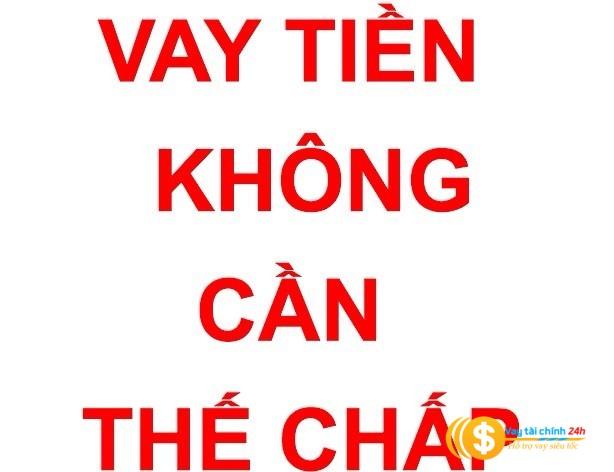 vay von kinh doanh khong can the chap
