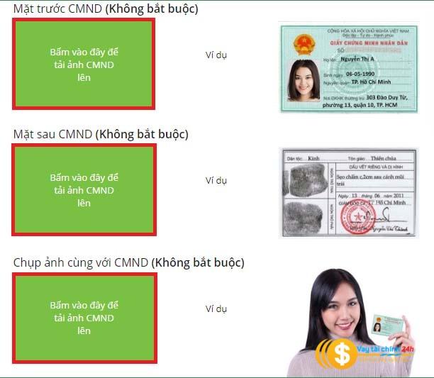 Cho Vay tiền Online bằng CMND siêu tốc và uy tín nhất